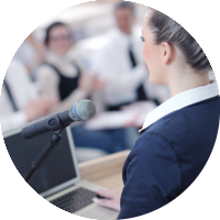Presentation and Voice Skills Training