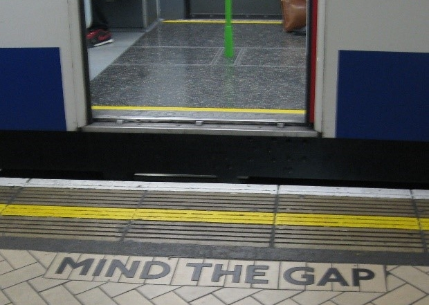 mind the gap between stimulus and reaction